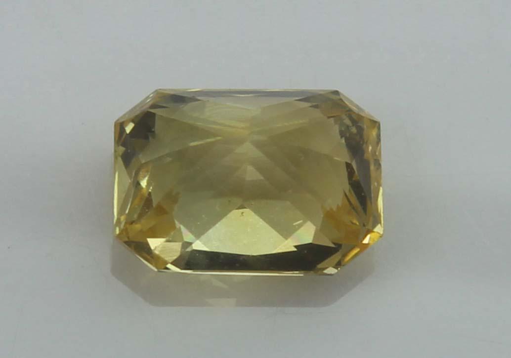 Yellow Sapphire, 1.68 - unheated - Image 4 of 5