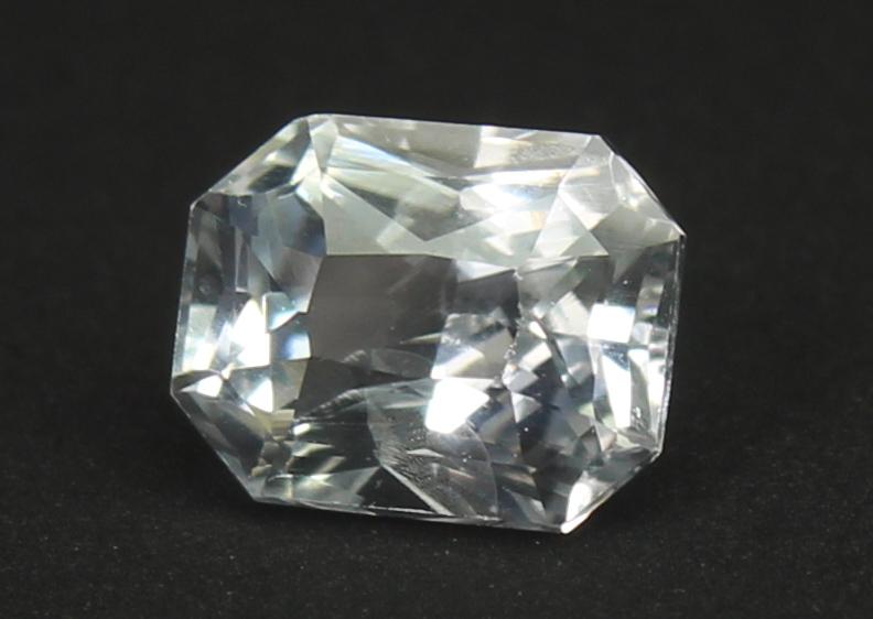 White Sapphire, 1.39 Ct - Image 2 of 5
