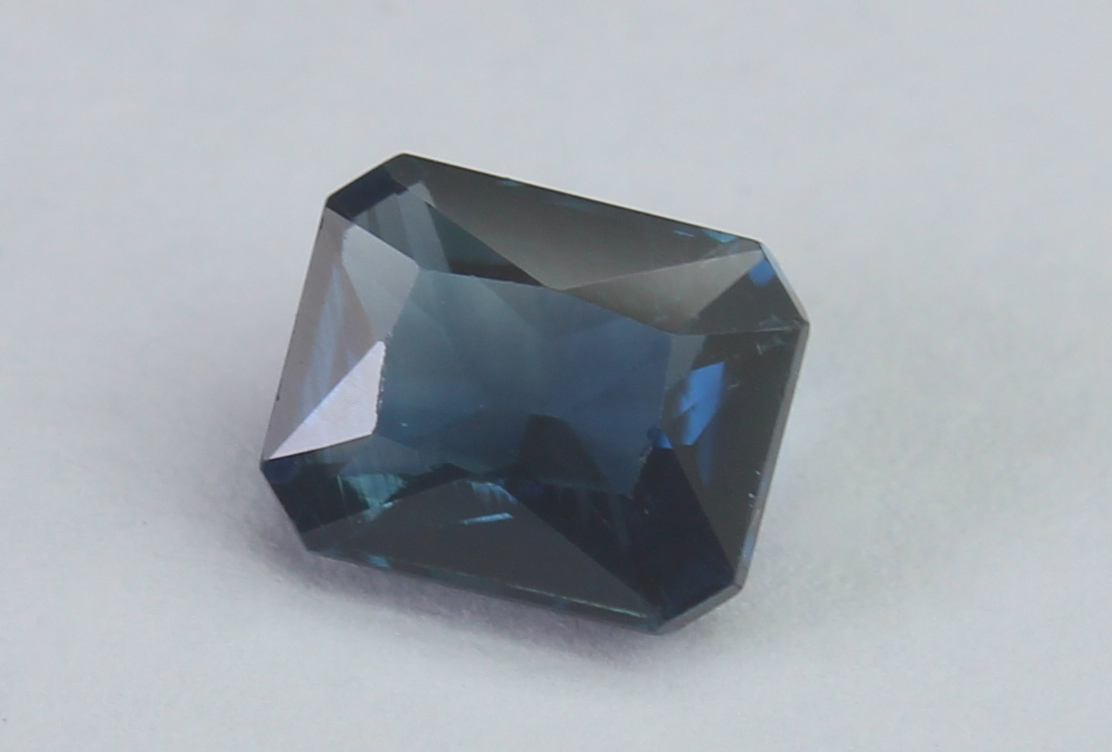 Blue Sapphire, 1.14 Ct - Image 2 of 4