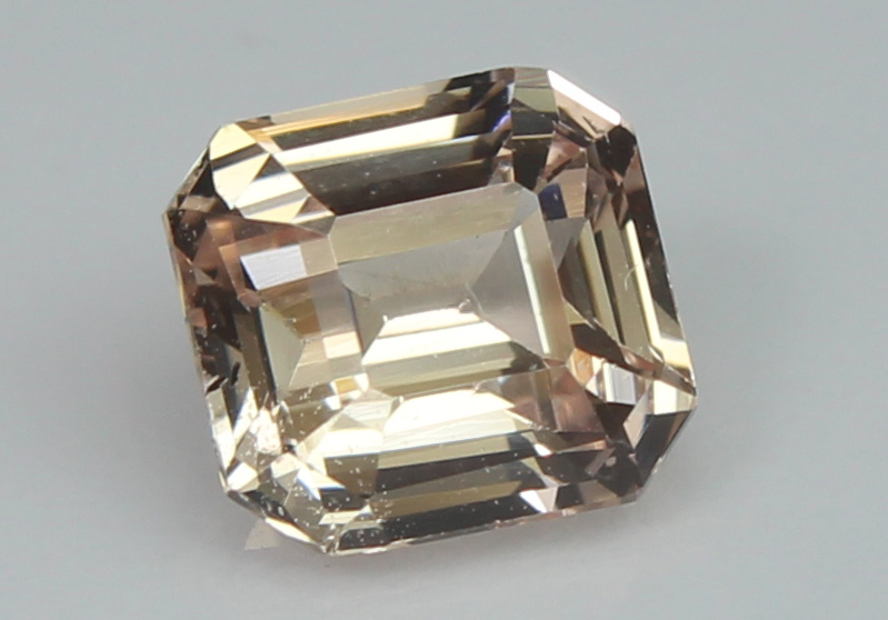 Peach Sapphire, 1.25 Ct - unheated - Image 3 of 5