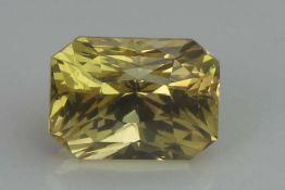 Yellow Sapphire, 1.68 - unheated