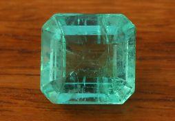 Emerald, 2.48 Ct