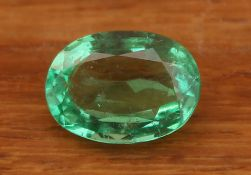 Emerald, 1.37 Ct
