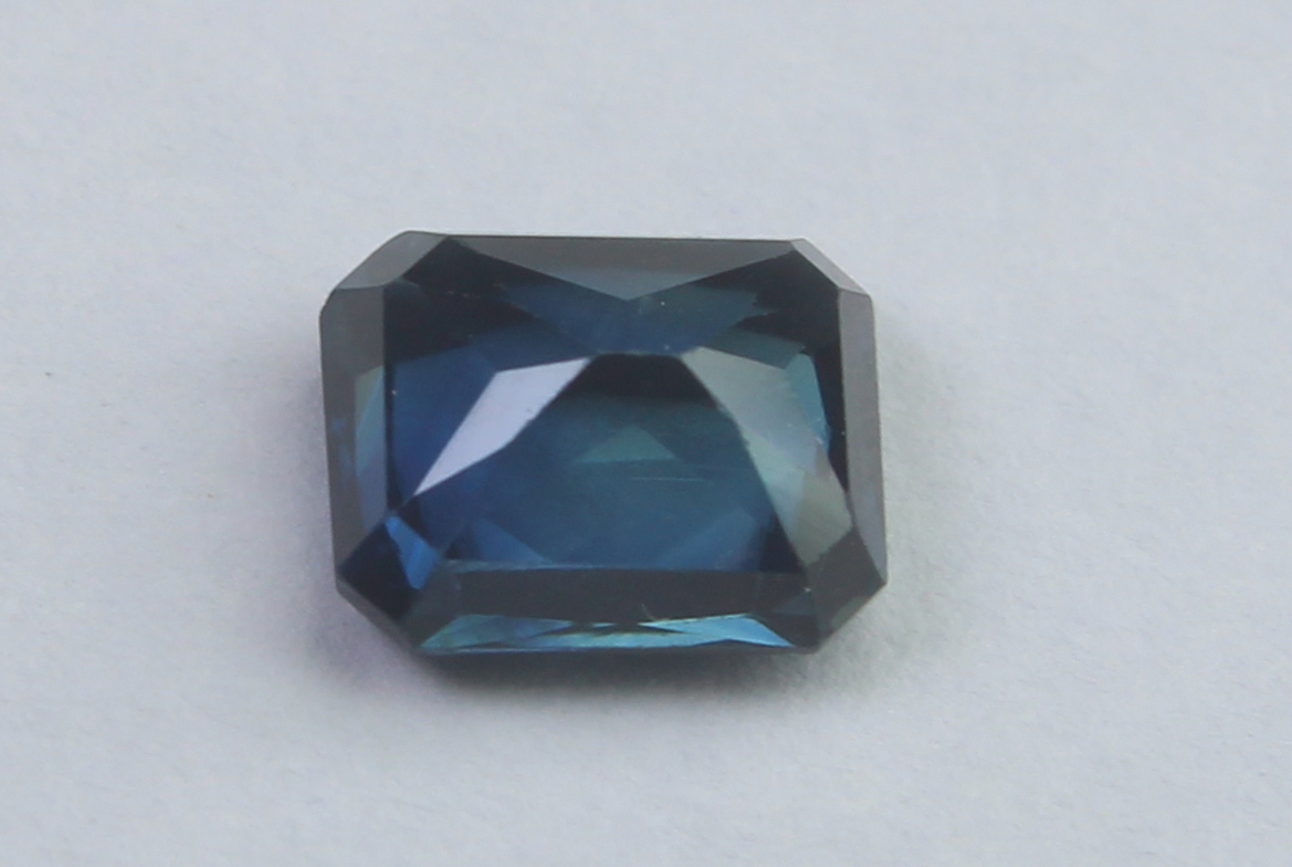 Blue Sapphire, 1.14 Ct - Image 3 of 4