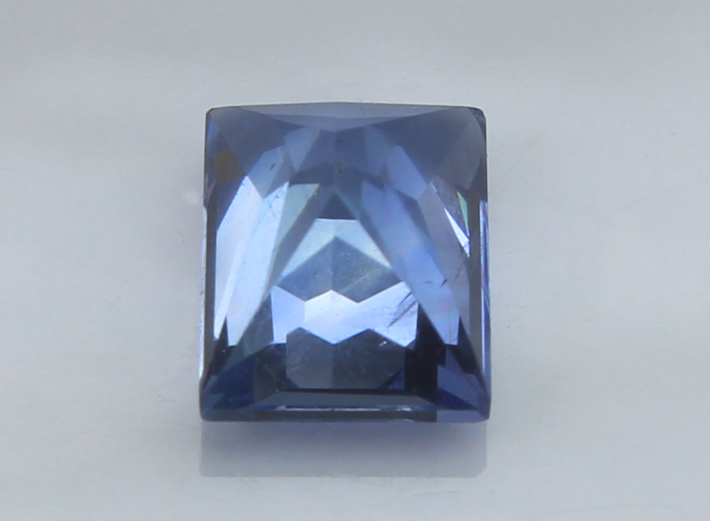 Blue Sapphire, 1.23 Ct - unheated - Image 5 of 6