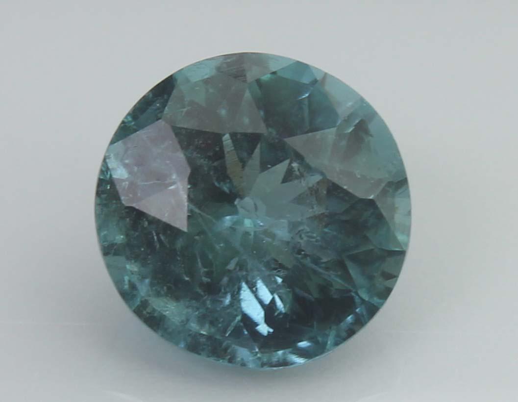 Blue Tourmaline, 2.37 Ct
