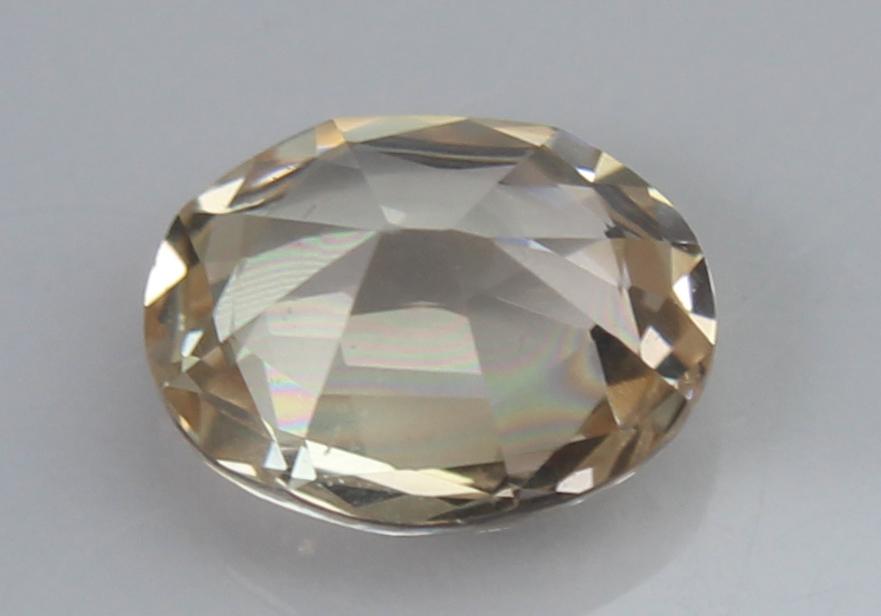 Peach Sapphire, 1.16 ct - unheated - Image 4 of 5