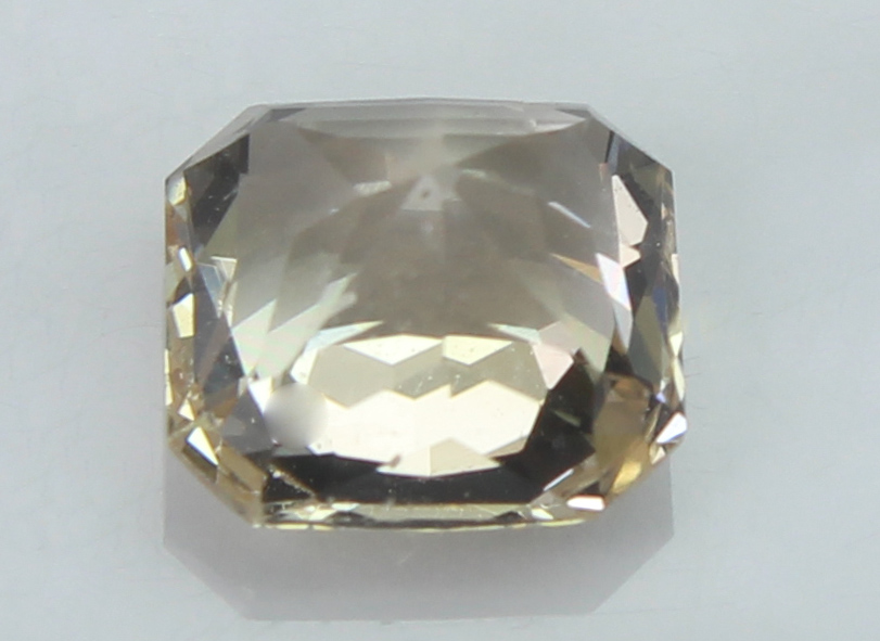 Peach Sapphire, 1.10 ct - unheated - Image 4 of 4