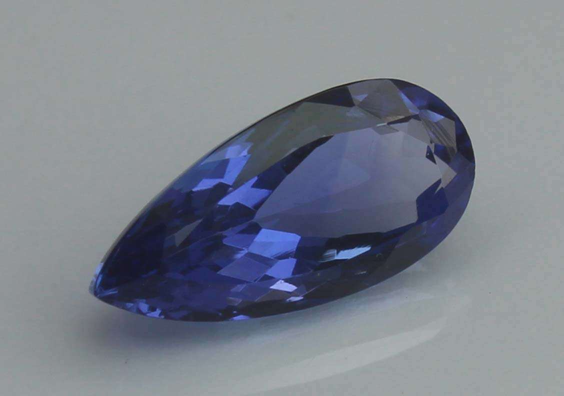 Tanzanite, 1.36 Ct - Image 3 of 5