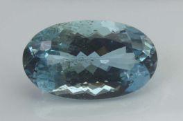 Aquamarine, 4.91 Ct