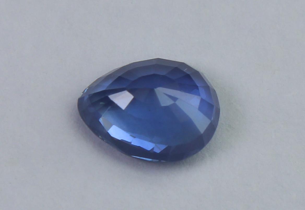 Blue Sapphire, 1.06 Ct - Image 3 of 4