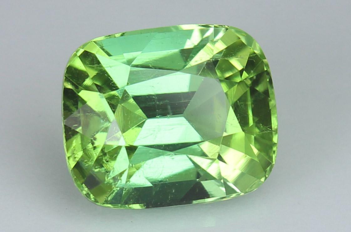 Green Tourmaline, 4.81 ct - Image 3 of 5