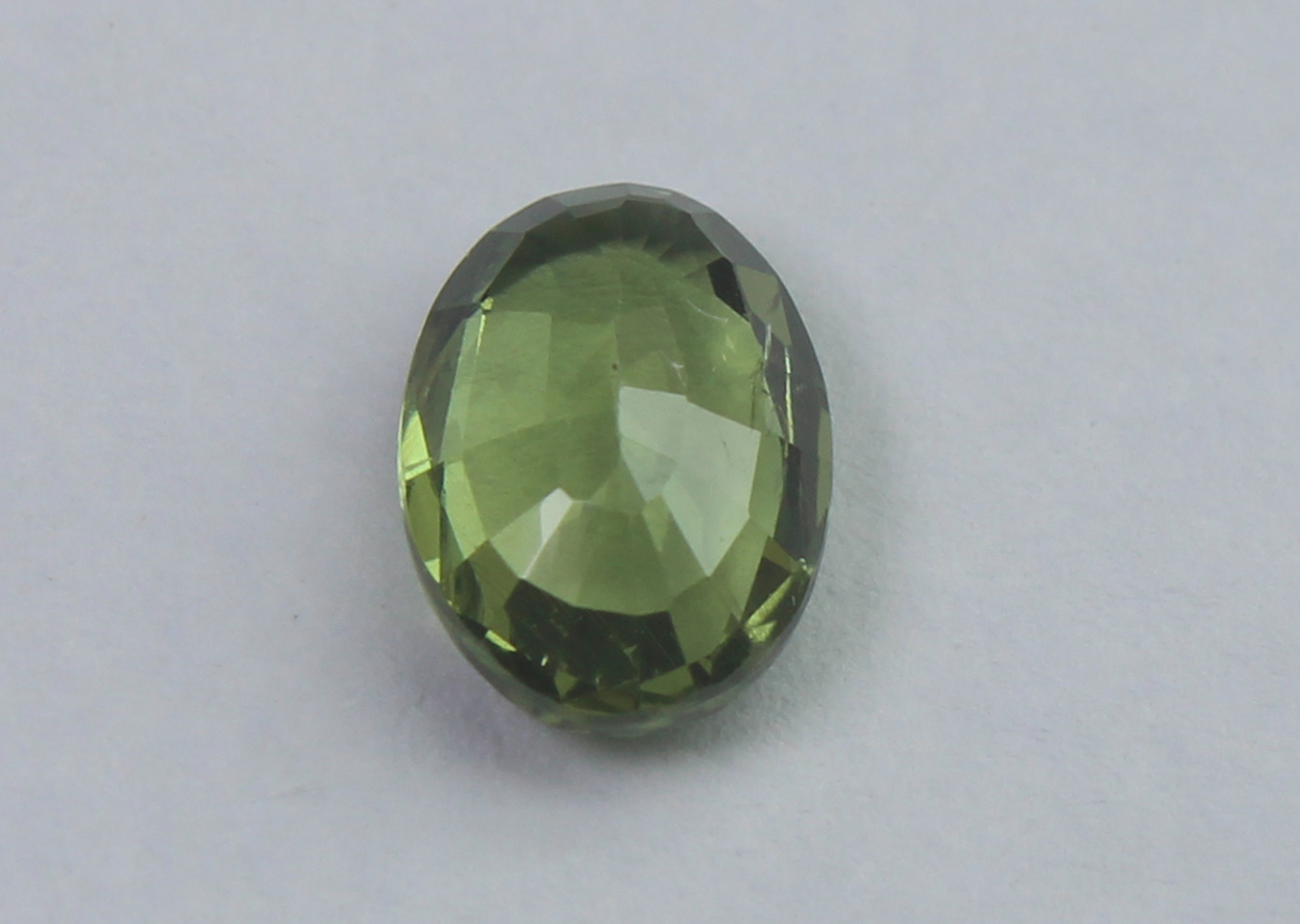Green Sapphire, 1.08 Ct - Image 3 of 4