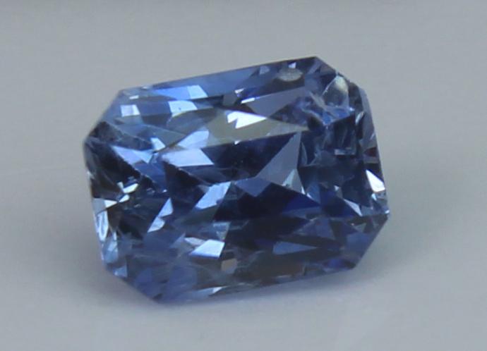 Blue Sapphire, 1.06 Ct - Image 3 of 5