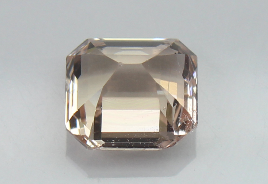 Peach Sapphire, 1.25 Ct - unheated - Image 4 of 5