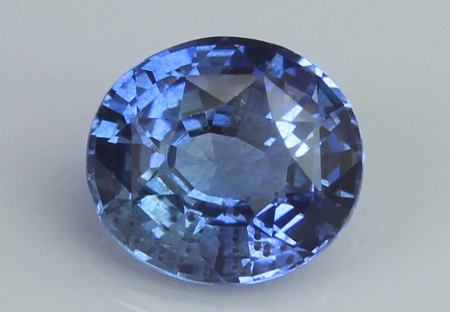 Blue Sapphire, 1.59 Ct