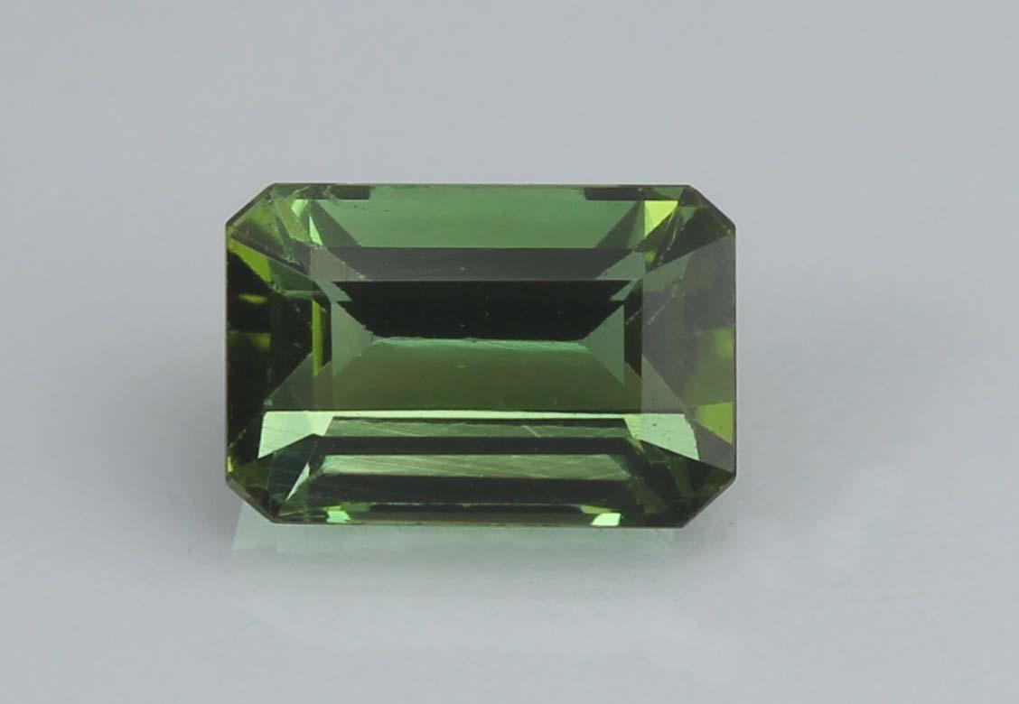 Green Tourmaline, 1.09 Ct