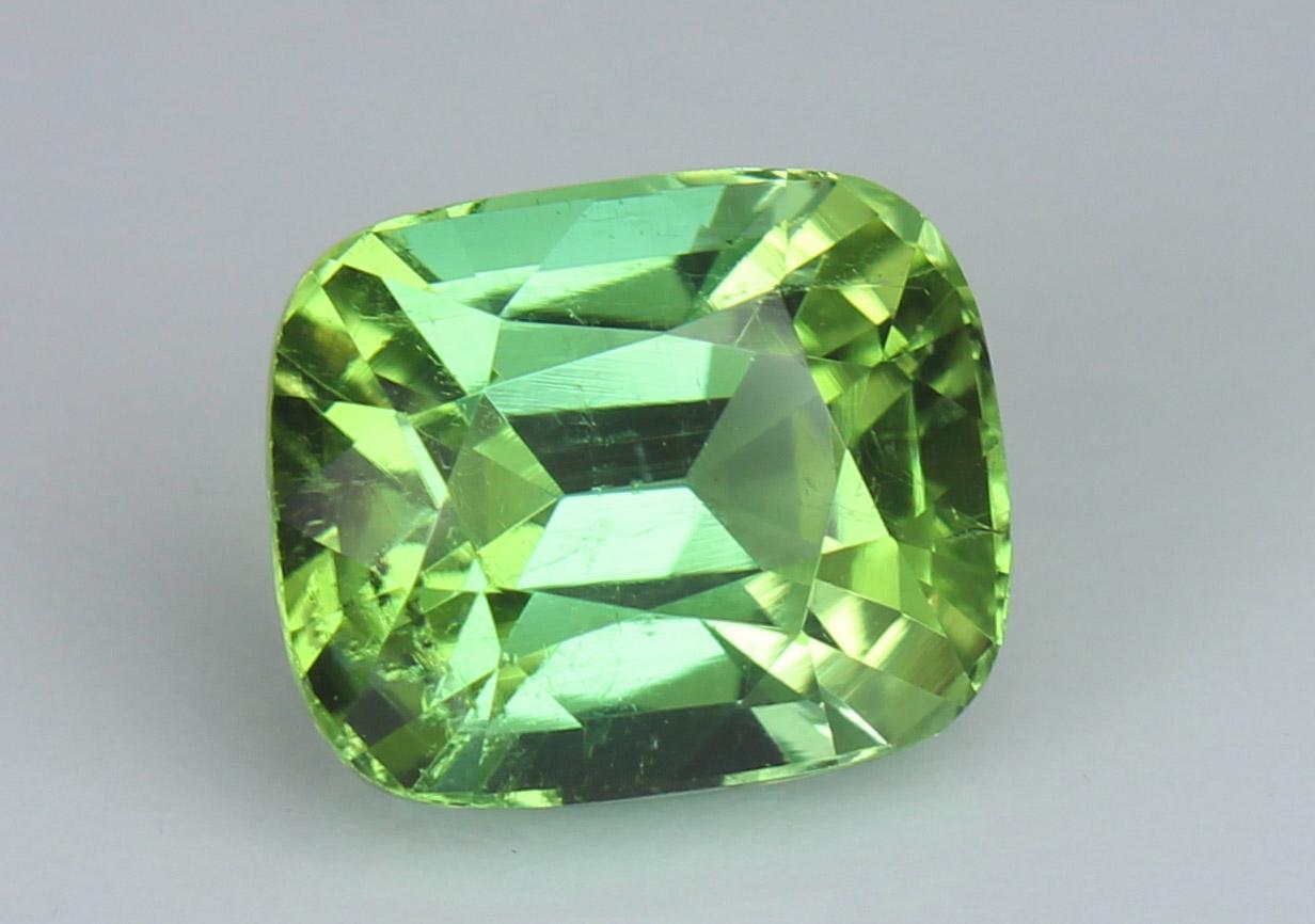 Green Tourmaline, 4.81 ct - Image 2 of 5