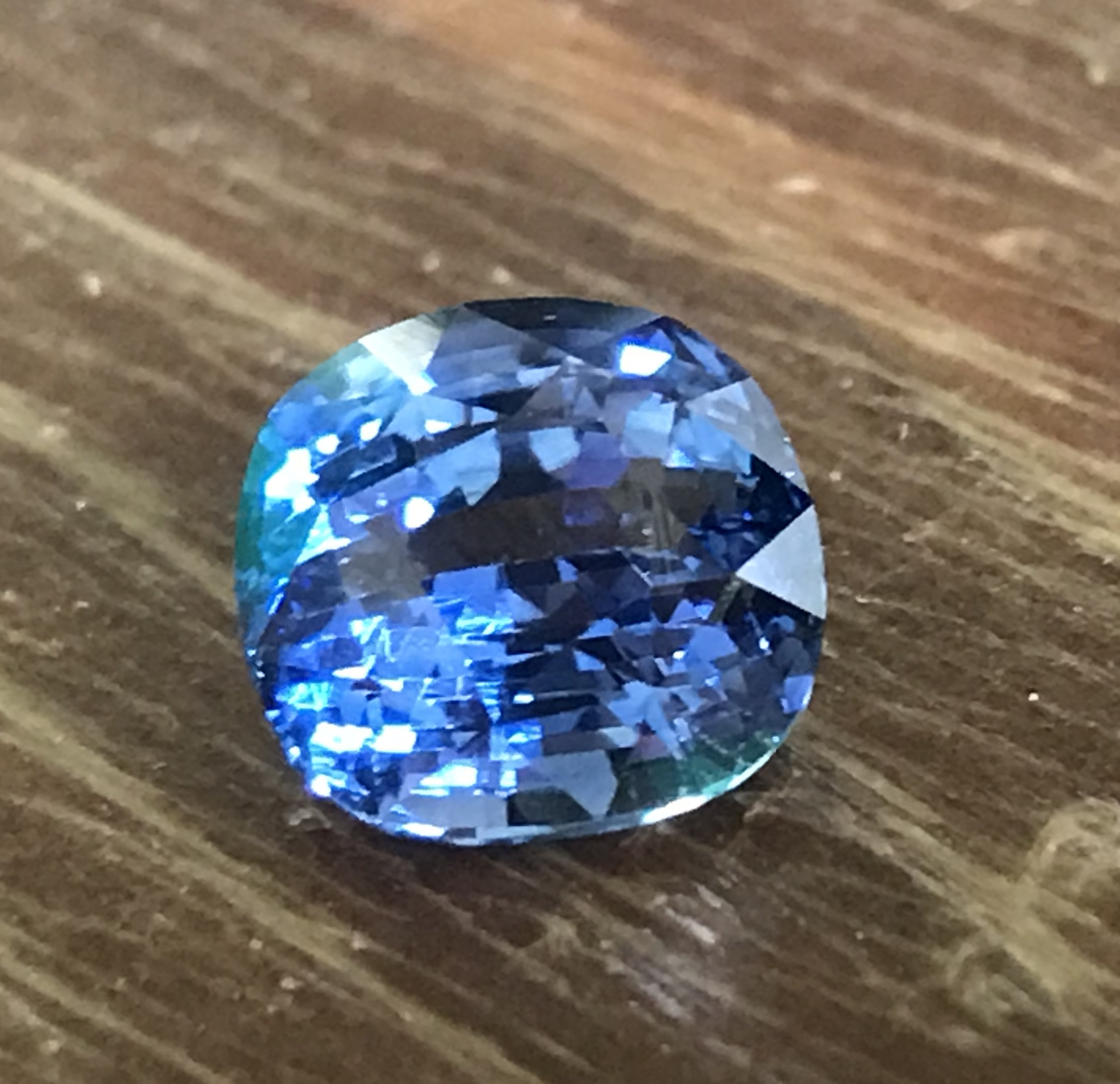 Blue Sapphire, 4.78 Ct - Image 2 of 6