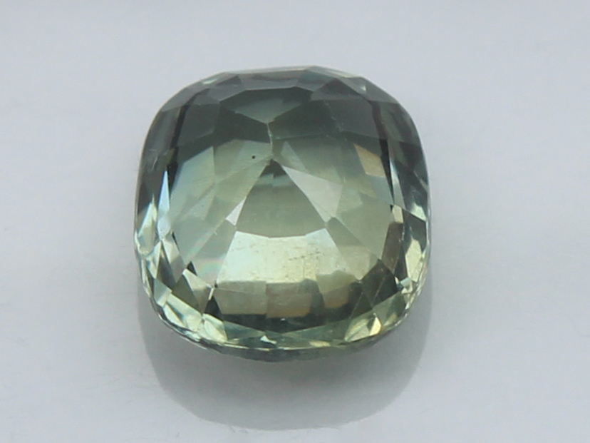 Green Sapphire, 1.08 Ct - unheated - Image 4 of 5