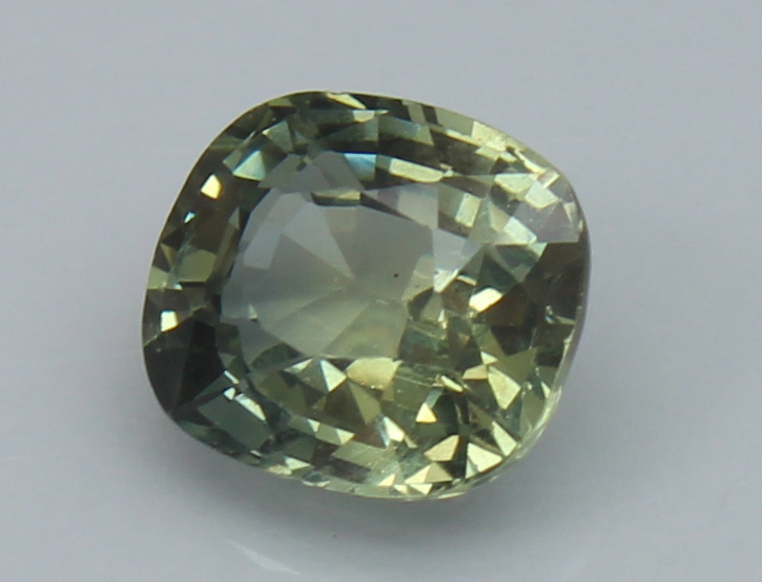 Green Sapphire, 1.08 Ct - unheated - Image 2 of 5