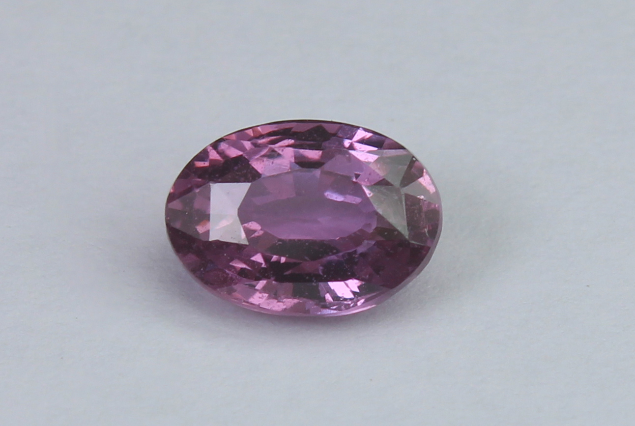 Pink Sapphire, 1.56 Ct - unheated