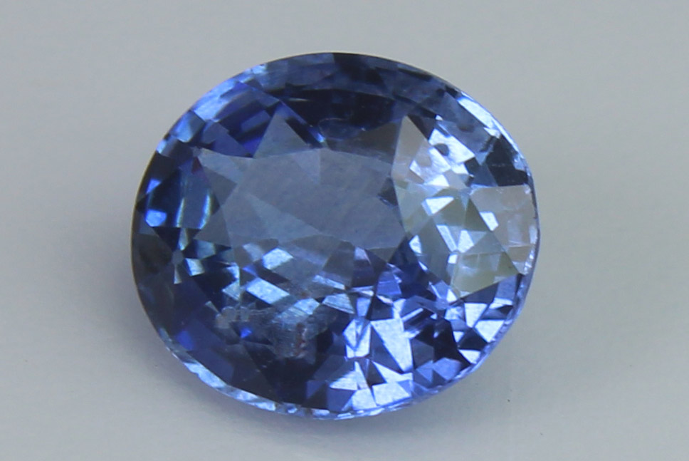 Blue Sapphire, 1.59 Ct - Image 2 of 5