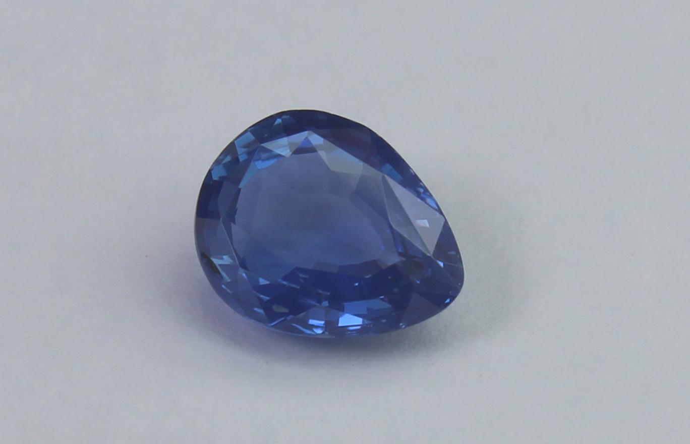 Blue Sapphire, 1.06 Ct
