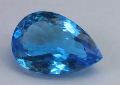 Blue Topaz, 10.84 Ct