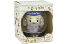 Dumbledore Snow Globe
