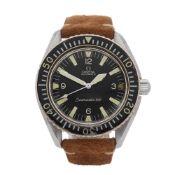 Omega Seamaster 300 165.024 Men Stainless Steel Arrow Hands Watch