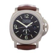 Panerai Luminor PAM00057 Men Titanium Power Reserve Watch