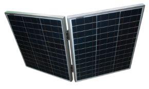 2 x 50w poly folding solar panel (zzxest50)