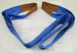 6x 8 ton 12m webbing sling (ws8t12)