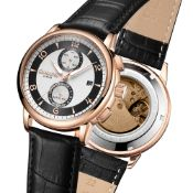 Limited Edition Hand Assembled Gamages Mystique Automatic Silver – 5 Year Warranty & Free Delivery