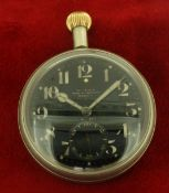 Antique Invicta Air Ministry 30 Hour Non Luminous Mark V Neckel Cased Pocket Watch
