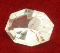 17.95ct Rutile Quartz Loose Gemstone