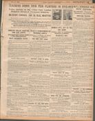 Inquiry Into The Macroom Ambush 1920 War Of Independence Newspaper