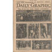 Michael Collins 1921 Newspaper Irish Peace Treaty Rare Reports & Images