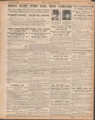 3 Original War Of Independence 1920 Newspapers Each With News Reports-2