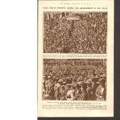 Eamon De Valera Arrangement of the Truce Speech Original Print