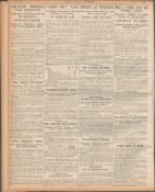 3 Original War Of Independence 1920 Newspapers Each With News Reports-5