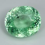 Huge Beautiful GIA Certified 16.17Cts 100% Natural Green Colour Paraiba Tourmaline