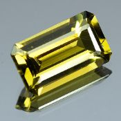 GIA Certified 2.11Cts 100% Natural Alexandrite Brown Green Changing To Brown Yellow Colour