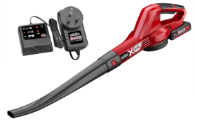 Ozito power x change cordless leaf blower kit with charger & 2.0ah battery rrp £90