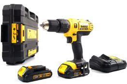 Dewalt dcd776s2t-gb 18v 1.5ah li-ion xr cordless combi drill rrp £179.99