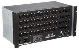Allen & heath dlive gx4816 audio rack dj equipment 48 mic input rrp £3,099.99