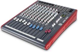 Allen & heath zed 14 console 220v dj equipment audio mixer rrp £499.99