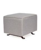 Mothercare taplow glider footstool grey nb738 made for taplow glider chair rrp £100