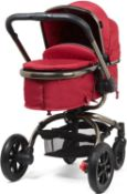 Mothercare orb all-terrain berry baby pushchair ex-display rrp £299.99